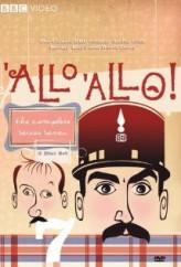 'Allo 'Allo! (1982) afişi