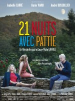 21 Nights with Pattie (2015) afişi