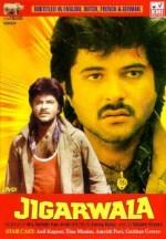 Jigarwala (1991) afişi
