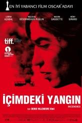 İçimdeki Yangın (2010) afişi