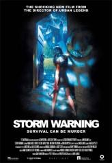 Ölüm Fırtınası (2007) afişi