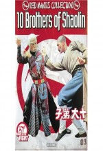 10 Brothers Of Shaolin (1979) afişi