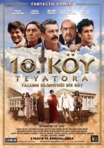 10. Köy Teyatora (2014) afişi