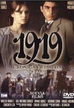1919, Crónica Del Alba (1983) afişi
