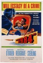 1984 (1956) afişi