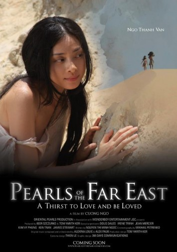 Pearls of the Far East  afişi