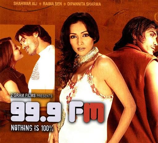 99.9 FM  afişi