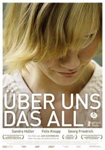Über Uns Das All (2011) afişi