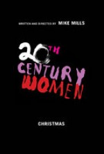 20th Century Women (2016) afişi