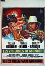 21 Hours At Munich (1976) afişi