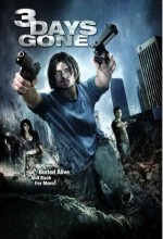 3 Days Gone (2008) afişi