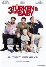 3 Türk, 1 Bebek