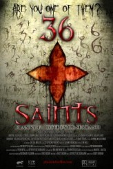 36 Saints (2013) afişi