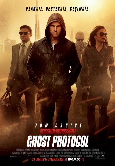 Görevimiz Tehlike 4 (2011) afişi