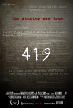 419 (2012) afişi