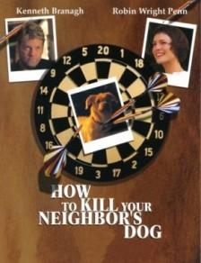 Komşunun Köpeği (2000) afişi