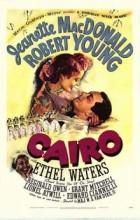 Cairo (1942) afişi