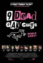 9 Dead Gay Guys (2002) afişi