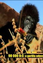 90 000 B.c: A Gorilla Odyssey (2009) afişi