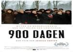 900 Dagen  afişi