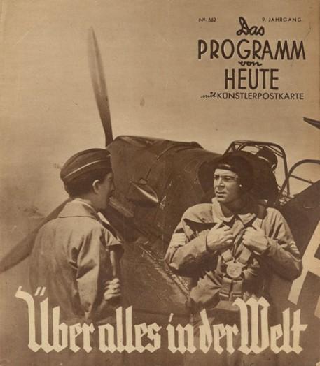 über Alles In Der Welt (1941) afişi