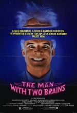 İki Beyinli Adam (1983) afişi