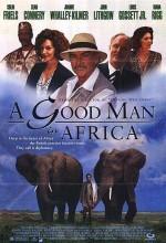 İyi Adam Afrika'da (1994) afişi