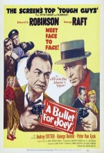 A Bullet For Joey (1955) afişi