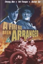 A Fire Has Been Arranged (1935) afişi