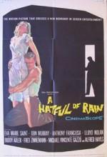 A Hatful Of Rain (1957) afişi
