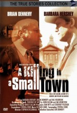 A Killing In A Small Town (1990) afişi