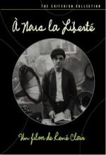 A Nous La Liberte (1931) afişi