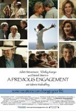 A Previous Engagement (2006) afişi