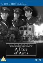 A Prize Of Arms (1962) afişi