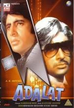 Aadalat (1976) afişi
