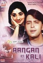 Aangan Ki Kali (1979) afişi
