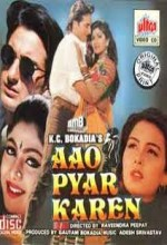 Aao Pyaar Karen (1994) afişi