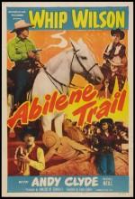 Abilene Trail (1951) afişi