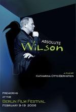Absolute Wilson (2006) afişi