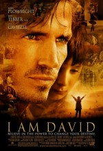 Adım David (2003) afişi