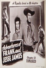 Adventures Of Frank And Jesse James (1948) afişi