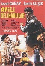 Afili Delikanlılar (1964) afişi