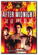 After Midnight (1989) afişi