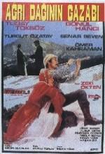 Ağrı Dağı'nın Gazabı (1973) afişi