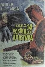 Ajan 14 Yosmalar Arasında (1967) afişi