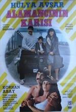 Alamancının Karısı (1987) afişi