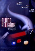 Albino Timsah (1996) afişi