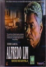 Alfredo Lim: Batas Ng Maynila (1995) afişi