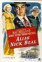 Alias Nick Beal (1949) afişi