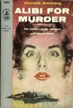Alibi For Murder (1936) afişi